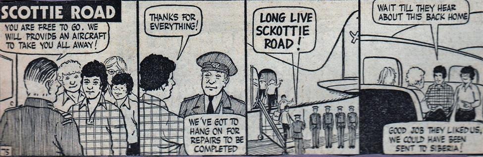 Scottie Road 75
